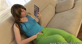 Arousing porn Karina