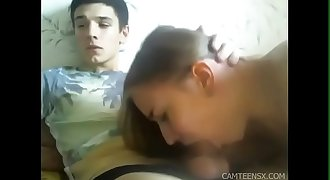Fledgling teen with amazing round ballsack anal invasion on web cam