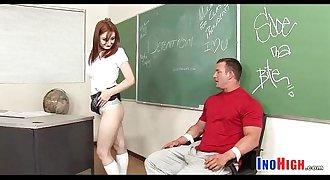 Redhead Petite schoolgirl fuck 3 81