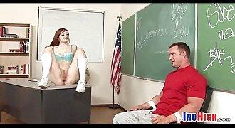 Redhead Petite schoolgirl fuck 9 81