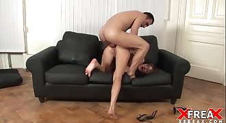 Great Anal Action for Yana