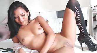 College Girls Anal Sex LaLaCams.com Petite Teen Model Screaming Hottest