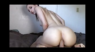 Teen Gets Anal Creampie - visit sweetcam69.com for more